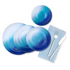 Alabaster Yemek Takımı Bone China Dinnerware
