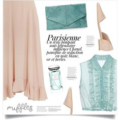 How To Wear Parisienne Outfit Idea 2017 - Fashion Trends Ready To Wear For Plus Size, Curvy Women Over 20, 30, 40, 50