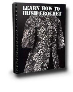 The Art of Irish Crochet .... eBook (PDF file) on Etsy, $2.00