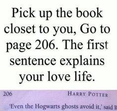 Explaining Your Love Life