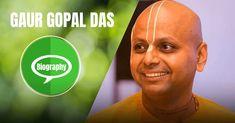 Gaur Gopal Das Biography In Hindi: गौर गोपाल दास जी का जीवन परिच Hindi Quotes Images, Biography, Biography Books