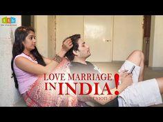 Love Marraige in India Version 2