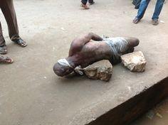 Welcom to NAIJA HITS ONLINE (naijahits.com.ng): Tragedy as Pastor is Killed After Vigil, Tied Up a...