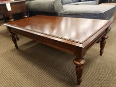 These Broyhill furniture pieces are a great touch to add to your home, this cocktail table is only $79.