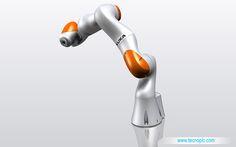 Robot ligero LBR iiwa de KUKA.