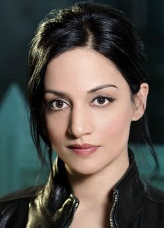"Archie Panjabi (Kalinda in ""The Good Wife"") My favorite on the show... She's got gritty spunk!"