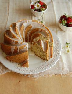Vanilla milk cake / Bolo de leite e baunilha