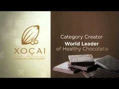 What is Xocai Healthy chocolate?  Xocai, Adam Paul Green, Healthy chocolate, artisan chocolate, MXI corp, MLM, dark chocolate, antioxidants, youtube,