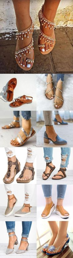 68 Ideas Wedding Shoes Sandals Summer Boots For 2019 Shoe Boots, Shoes Sandals, Mode Shoes, Mode Boho, Bean Boots, Mode Outfits, Summer Shoes, Summer Sandals, Wedding Shoes