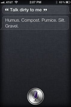 25 fun things to ask Siri. I'll be sure to try these when I get my new phone...eventually. haha