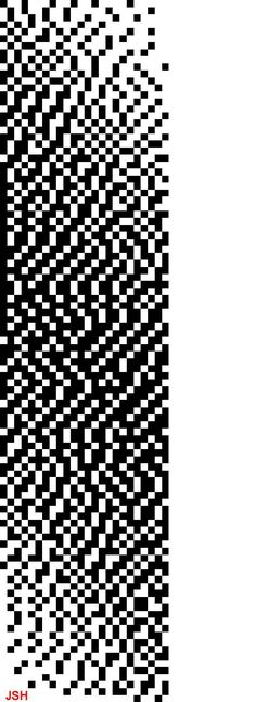 Fade. (Do this slowly, giving your eyes a rest frequently).