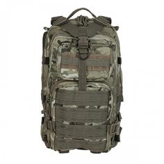 Voodoo Tactical Level III MOLLE Compatible Assault Pack - MultiCam