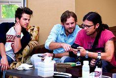 Caleb, Jared & Nathan Followill