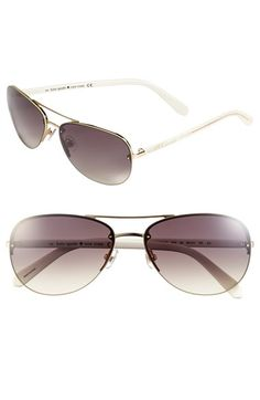 kate spade new york 'beryls' 59mm sunglasses available at #Nordstrom