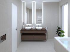 3D látványterv Marca Corona Arkistone burkolattal #3dlátványterv #3dlátványtervezés #baustyl #lakberendezes #lakberendezesiotletek #stylehome #otthon #homedecor #inspiration #design #homeinspiration #interiordesign #interior #elevation #3dplan #bathroom #tiles #bathtub #mirror #MarcaCorona #MarcaCoronaArkistone Coron, 3d Visualization, Bathroom Lighting, Bathroom Ideas, Bathtub, Mirror, Furniture, Home Decor, Bathroom Light Fittings