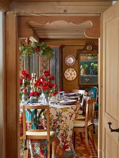 Hydrangea Hill Cottage: At Home with Michelle Nussbaumer in Switzerland