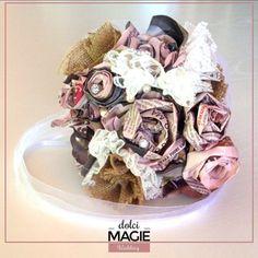 Wedding paper bouquet di Dolcimagie su Etsy
