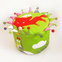 """""""Lovelly Pouf""""  for kid's room"""