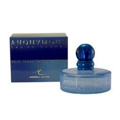 Anonymous Pour Femme by Dorall Collection for Women 3.3 oz Eau de Parfum Spray (Health and Beauty)