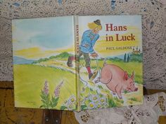 Hans in luck Hardcover Book  1979  by Paul Galdone