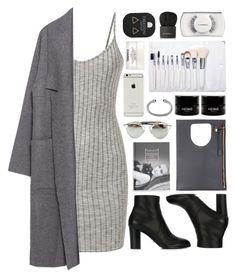 """""""Kabuki"""" by breilachristou ❤ liked on Polyvore featuring Zara, Tom Ford, Chicnova Fashion, Sergio Rossi, Hachette Book Group, David Yurman, Chanel, MAC Cosmetics, Givenchy and Topshop"""