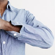 Cuff. The Engineered Garments collection.
