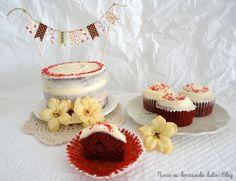 Red Velvet Cake & Cupcakes recipe