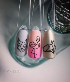 Nail-мастера на Wom in city  мани�