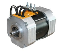 electric motors for cars: 10AC9 3-phase ac motor