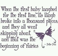 Do you believe in fairies? I do, I do believe in fairies.....Fairy Tales Do Come True!