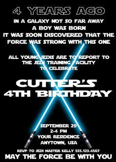 """Photo 1 of 22: Star Wars / Jedi Training Academy / Birthday """"Star Wars Party""""   Catch My Party"""