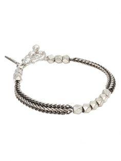 Fatál Girl Silver Bracelet