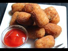Potato Croquettes Recipe - Yummy Tummy
