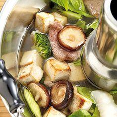 fondue frischer ingwer ingwer schälen chinesisches fondue ...