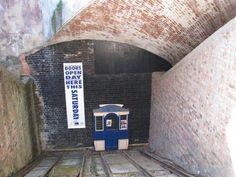 A Short History of Bristol's Abandoned Clifton Rocks Funicular Railway
