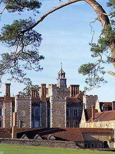 Knole, Sevenoaks, Kent. Home of the Sackville-Wests.