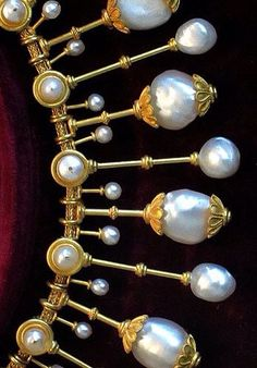 RosamariaGFrangini | Haute Jewellery Antique | Baroque pearls Musei Capitolini