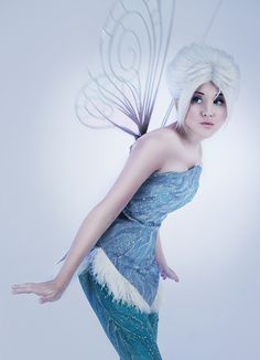"""Periwinkle cosplay from """"Secret of the Wings"""" Tinker Bell Epic Cosplay, Disney Cosplay, Amazing Cosplay, Cosplay Outfits, Cosplay Girls, Cosplay Costumes, Cosplay Ideas, Tinkerbell And Friends, Disney Fairies"""