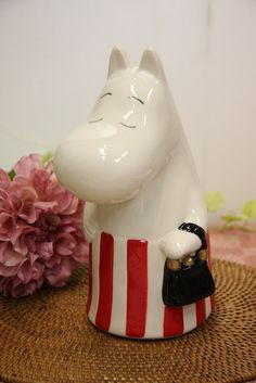 "Fcollection: ★Mumin money box new work ""Mumin mom""★ - Purchase now to accumulate reedemable points!"