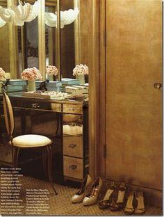 Katie Lee's Dressing Room