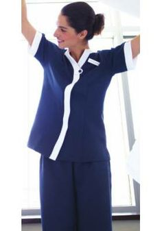 1000 images about housekeeping uniform on pinterest spa for Spa housekeeping uniform