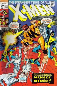 Uncanny X-Men 69 - ACQUIRED!