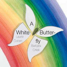 A White Butterfly by