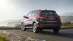 2016 Honda HR-V - Official Site
