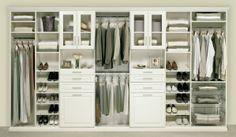 sliding closet organizer | ... Wardrobe For Man And Female Dress With Minimalist Sliding Storage