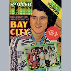 Bay City Rollers Memorabilia & Books - Memorabilia UK Bay City Rollers, Scottish Tartans, Magazine Covers, Books, Magazines, Lorraine, Advent, Ears, Times