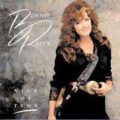 "Nick of Time, Bonnie Raitt - After being dumped by her previous label, blues rocker Raitt exacted revenge with this multi-platinum Grammy-award winner. Producer Don Was helped her sharpen the songs without sacrificing any of her slide-guitar fire. And as Raitt herself pointed out, her tenth try was ""my first sober album.""    Read more: http://www.rollingstone.com/music/lists/500-greatest-albums-of-all-time-19691231/nick-of-time-bonnie-raitt-19691231#ixzz1qCXPpfHe"