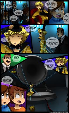 Gravity Falls Comic : Golden Surprise 30 by Jack-a-Lynn on DeviantArt