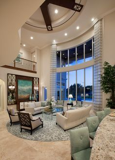 Toll Brothers - Frenchman's Harbor - Admirals Collection: Villa Lago