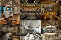 The Restaurant & Bar Design Awards Asia Bar Shortlist includes: District 6, Flask & The Press, Manhattan, Mrs. Pound, Secret Garden, Stop Motion, and VOGUE.